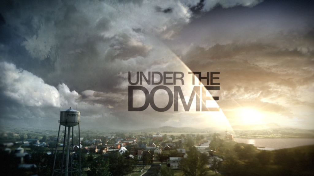 Under the dome disponible